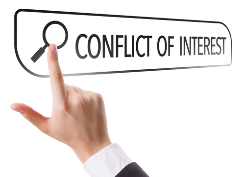 """an analysis of the conflict of interest policy I will begin by explaining what i mean by a """"conflict of interest  conflicts of interest and risk governance  interest as a key area for our risk analysis."""